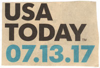 "Text that says ""USA Today"" and ""07.13.17"""